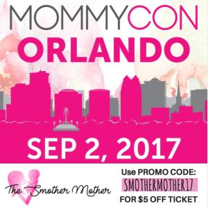 MommyCon Orlando 2017